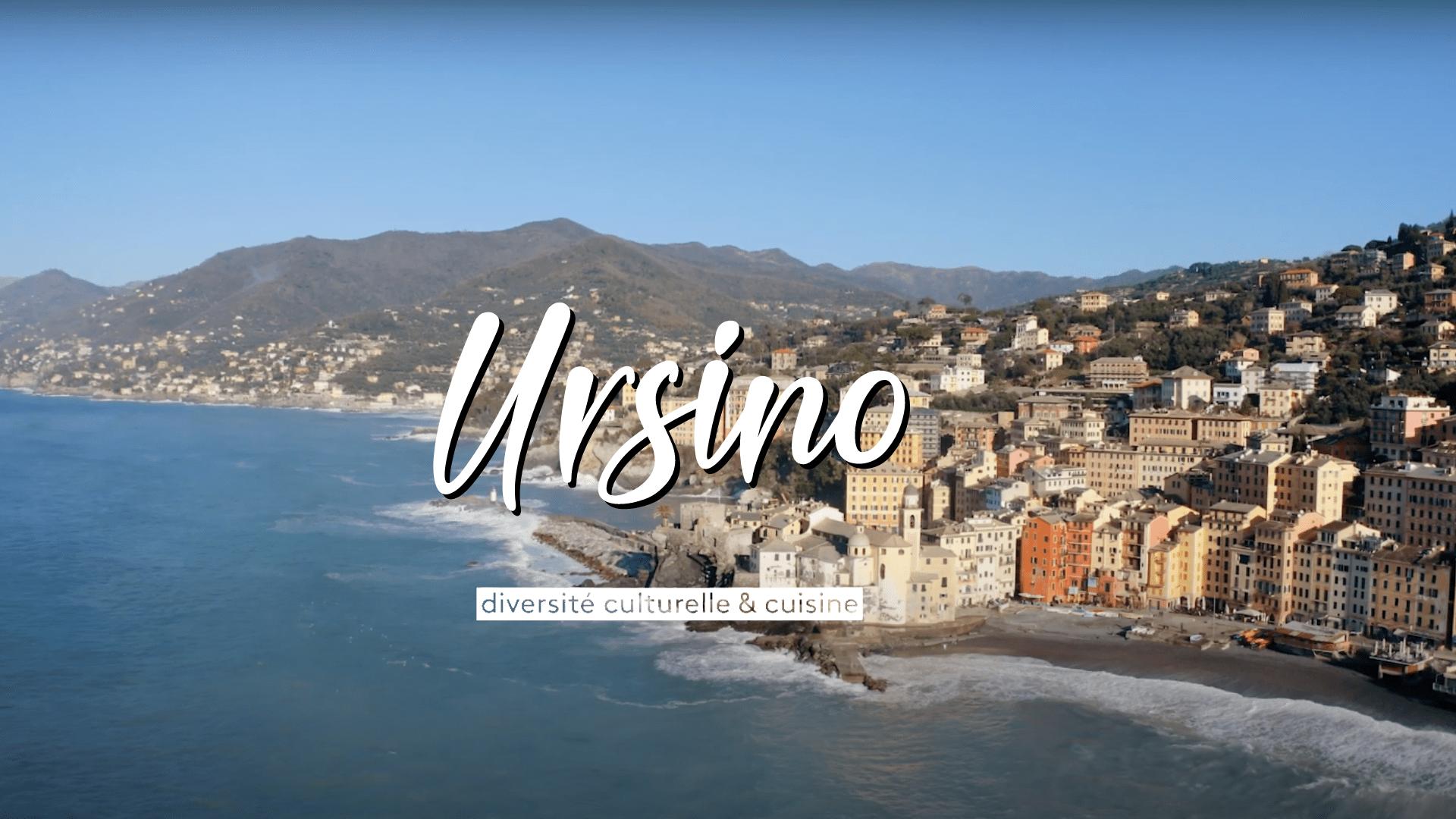 Ursino à Gênes - Italie