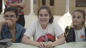 échange avec les élèves - Liban