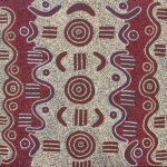 Art aborigène - Michael Nelson Tjakamarra