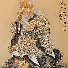 l'empereur Shennong